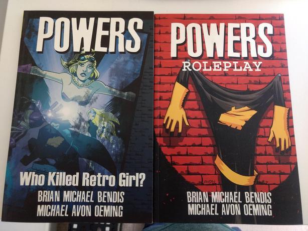 Powers Vol 1 2 Brian Michael Bendis Michael Oeming West Shore