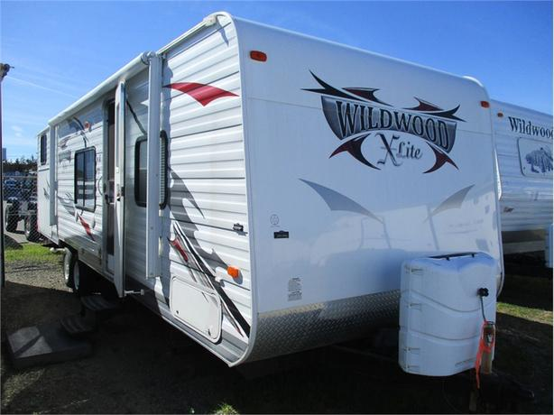 2013 Forest River Wildwood T281QBXL