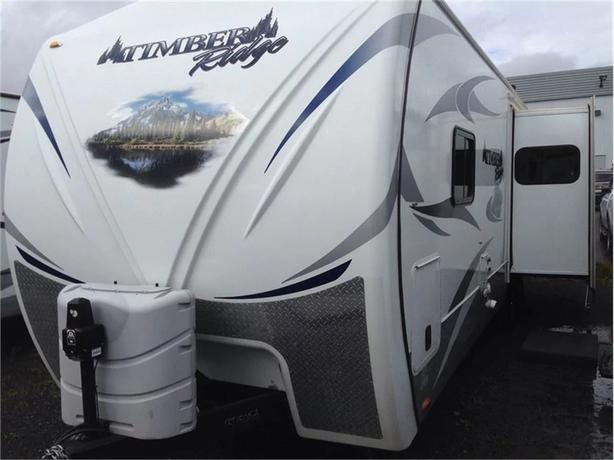 2014 Outdoors RV Timber Ridge  270DSRL