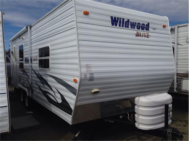 2008 Forest River T25FSBL