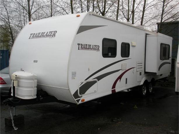 2009 Komfort Trailblazer 278SE