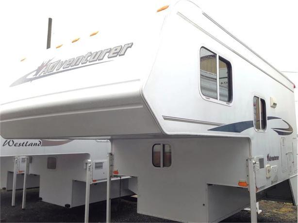 2008 Adventurer 89WS