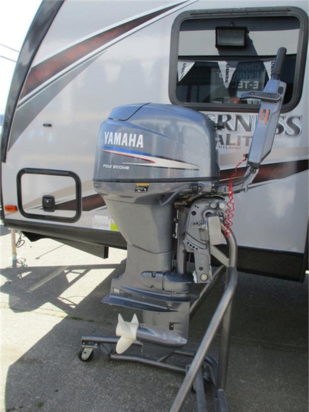 2003 Yamaha Marine F40MLAB 40HP