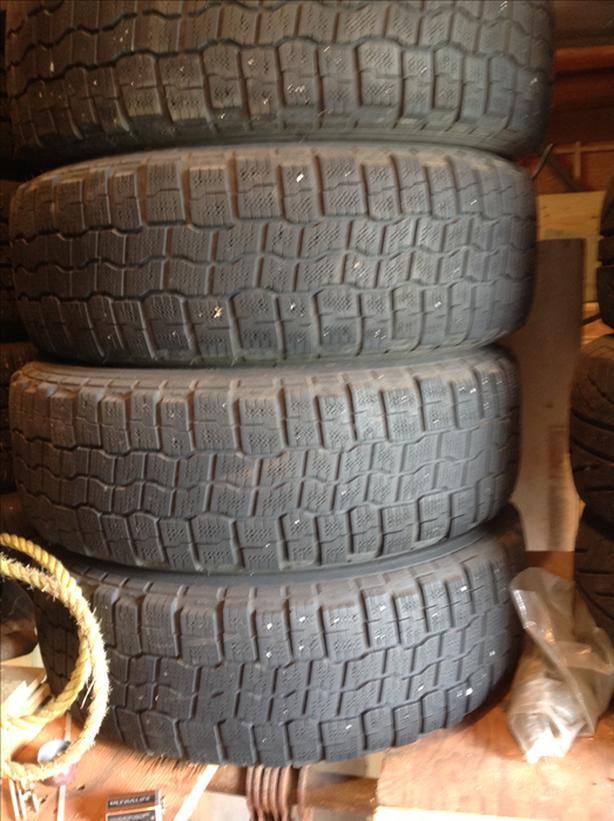 195 60  R14  Michelin X. M+S 100