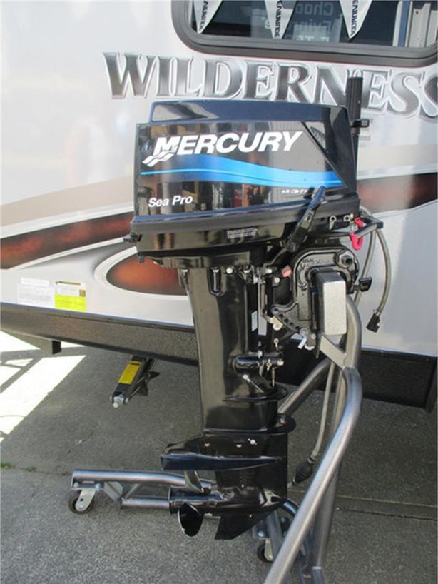 2008 Mercury Marine® SeaPro™ ME25L