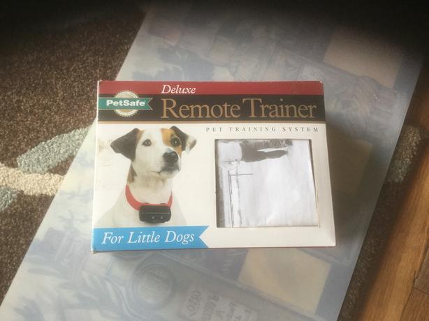 Pet Safe Remote Trainer
