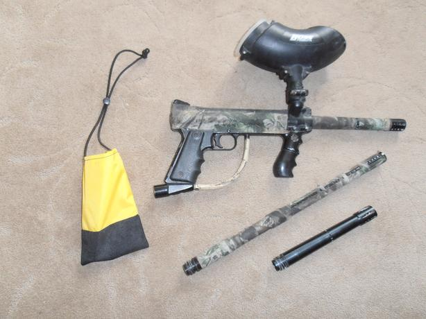 PAINTBALL GUN  (Reduced from $125)
