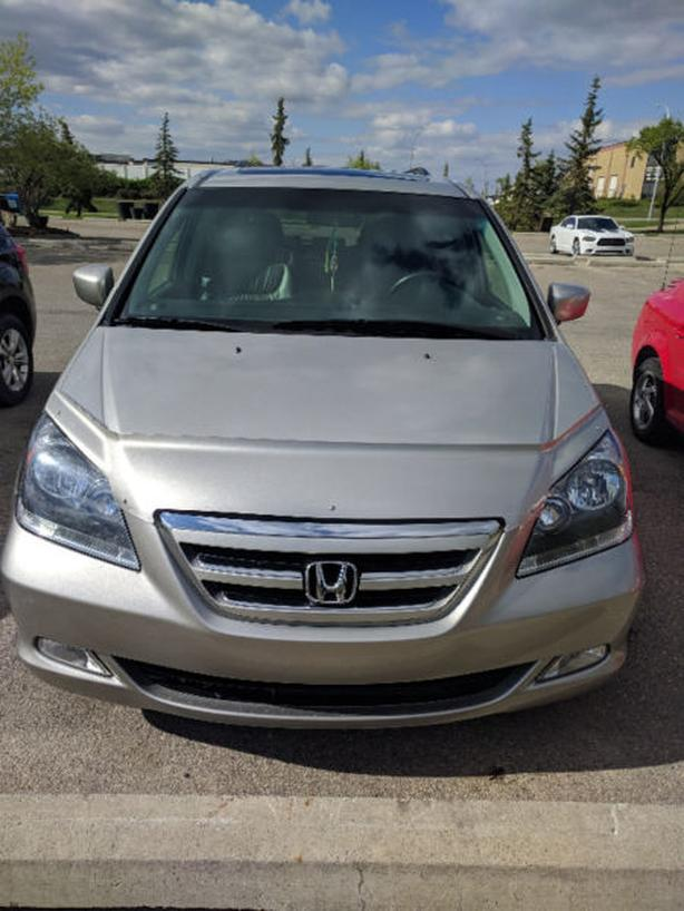 Immaculate Low KM's 2007 Honda Odyssey EX-L RES