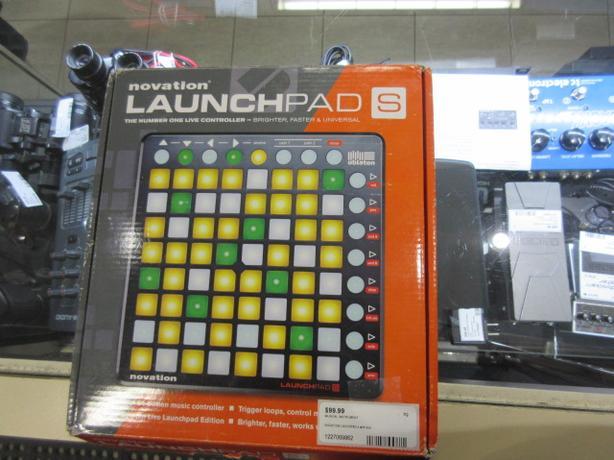 Launchpad S  **Money Maxx**