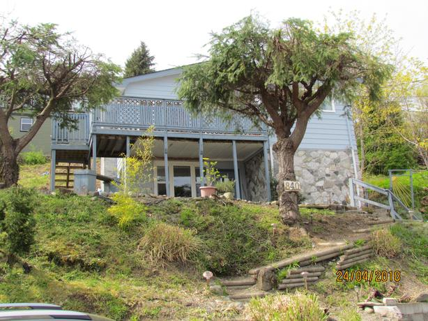 Ladysmith Vancouver Island Oceanview Home For Sale with Suite
