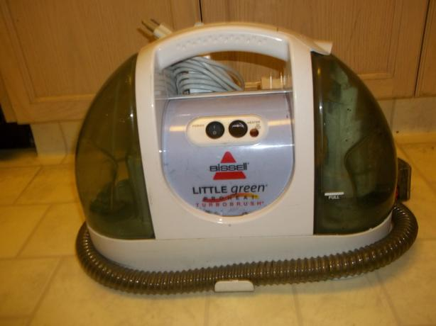 STEAM CLEANER, BISSELL