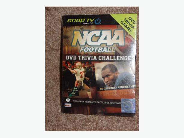 DVD Football Game