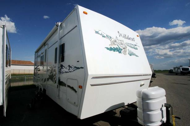 2005 Forest River Wildcat 26FBS - 1843U