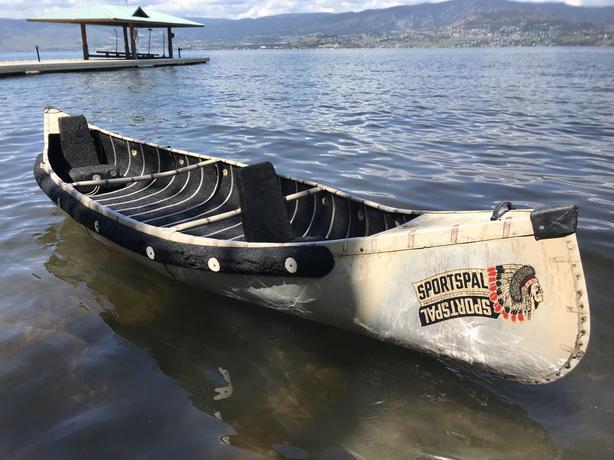 14 foot sportspal canoe
