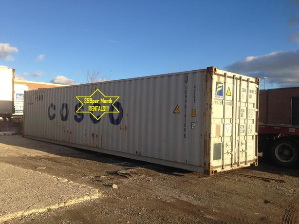 Used shipping containers for RENT or PURCHASE!!!