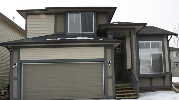 250 Luxstone Rd SW, Airdrie AB, Available July 1st Rent to Own!