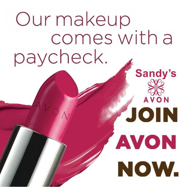 Make Beauty Your Business with Avon