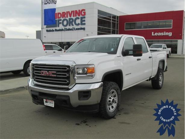 2016 GMC Sierra 2500HD