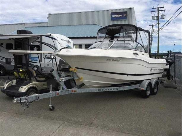 2015 Seaswirl 200 DC Stripper