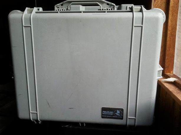 Pelican case model 1600