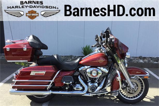 2009 Harley-Davidson® FLHTC - Electra Glide Classic