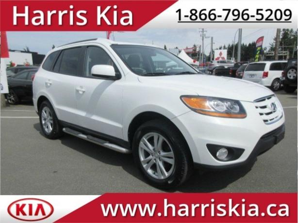 2010 Hyundai Santa Fe Sport AWD Accident Free Low Kilometers