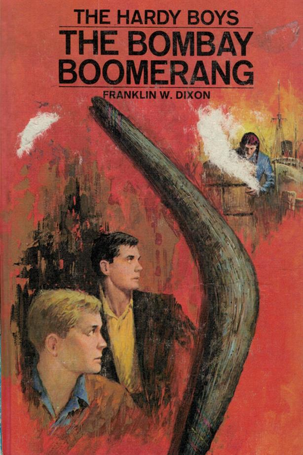 Hardy Boys # 49 – The Bombay Boomerang