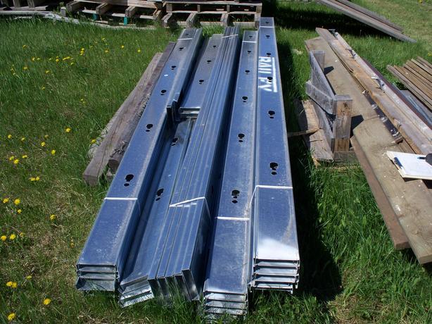 """Commercial Grade Steel Studs – 6"""""""