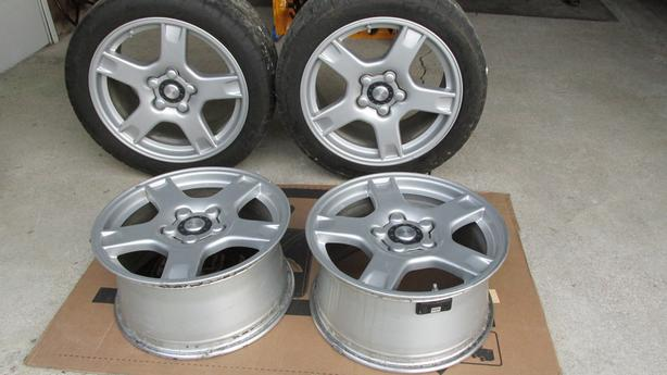 Corvette Wheels