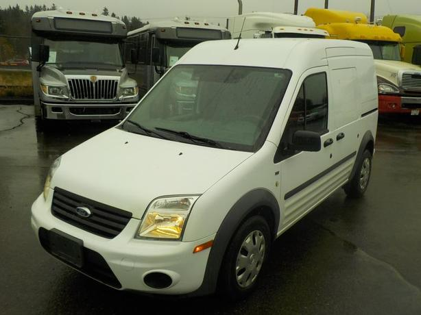 2012 Ford Transit Connect XLT Cargo Van