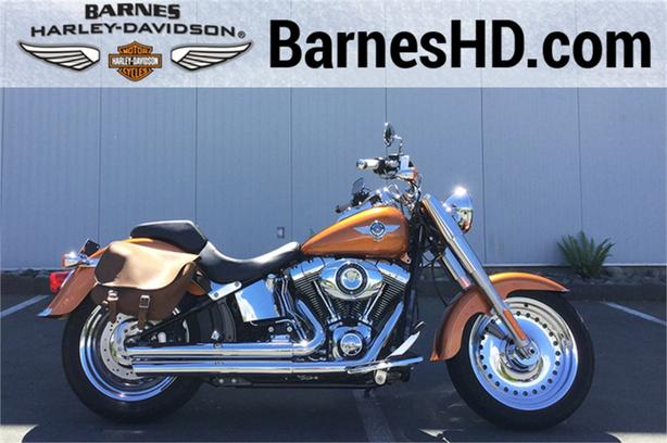 2014 Harley-Davidson® FLSTF - Softail® Fat Boy®