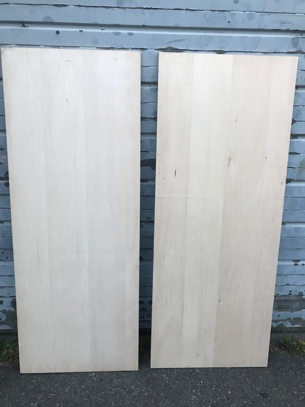 Maple Eco Plywood 3434 Thick Cut To 239 X 439 Each 2