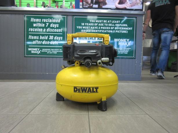 Dewalt Pancake Compressor  **Money Maxx**