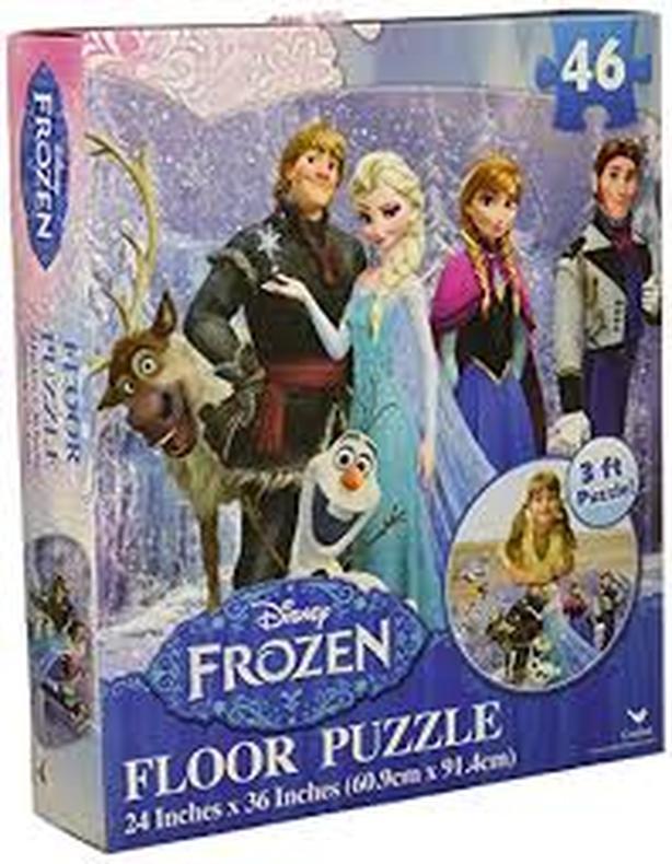 **NEW** Disney Frozen Floor Puzzle