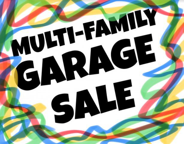 multi family garage sale 58 ingersoll cr west regina regina