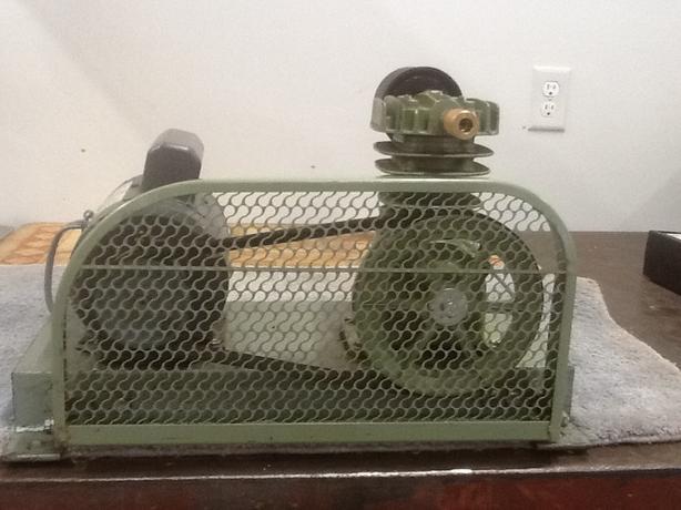 Swan Air Compressor