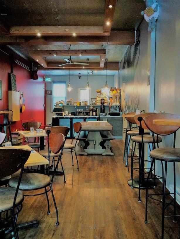 Engaufrez-vous! Breakfast/lunch restaurant Plateau-Mont-Royal