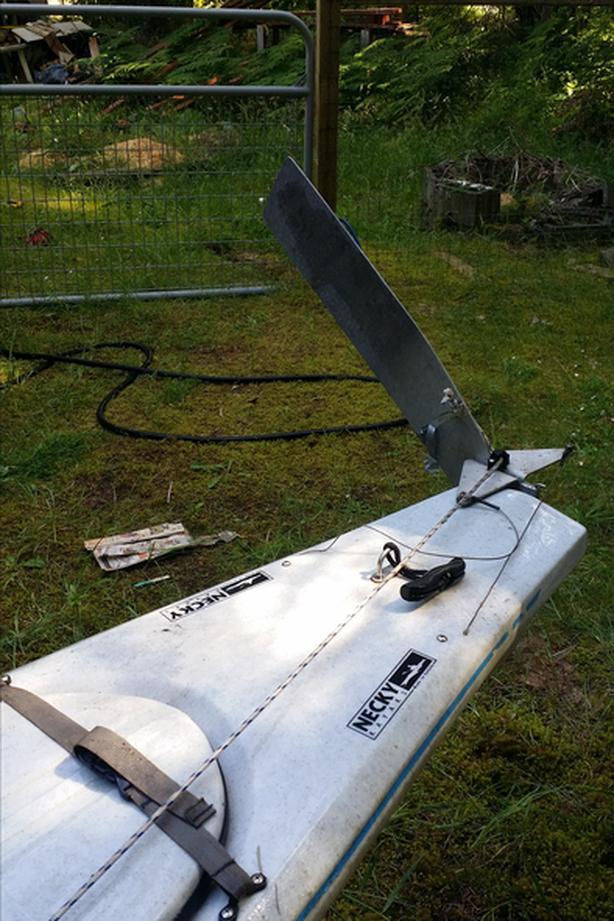 Necky - Amaruk tandem kayak - composite Lantzville, Nanaimo