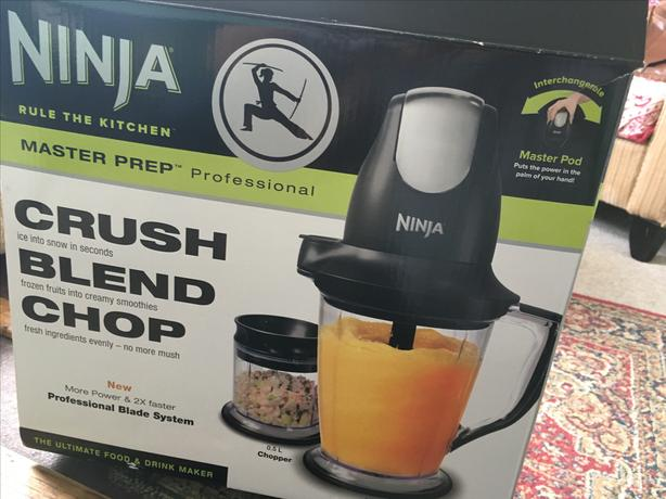  Log In needed $40 · Ninja Blender/Food Processor