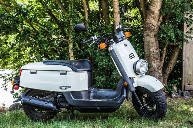  Log In needed $1,000 · Yamaha C3 50cc Scooter-Ready for Summer!