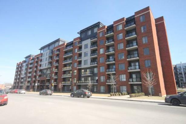 RECENTLY BUILT CONDO WITH 2 BEDROOMS, BALCONY AND GARAGE!