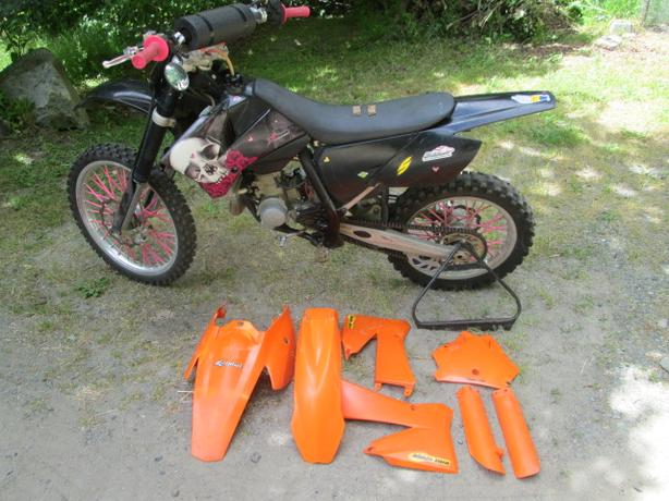 KTM SX 105  2009