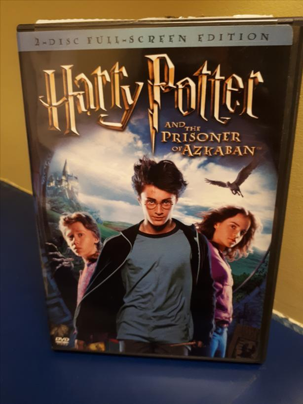 Harry Potter and the Prisoner of Azkaban 2 DVD Disc Special Edition