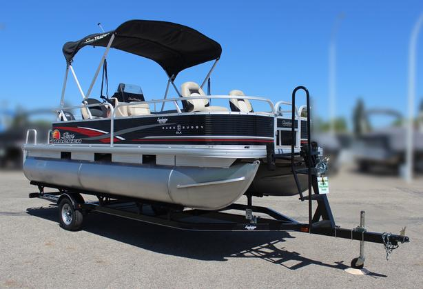 2013 SunTracker Bass Buggy 18 DLX w/Mercury 40hp 4stroke