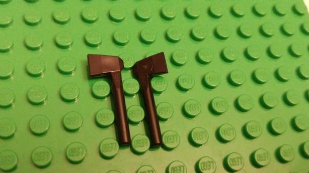 Lego Long Axe