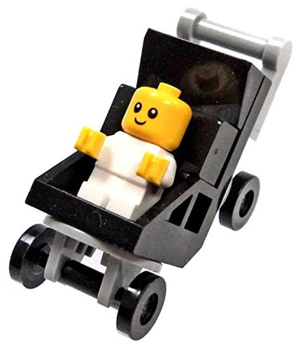 Baby + stroller