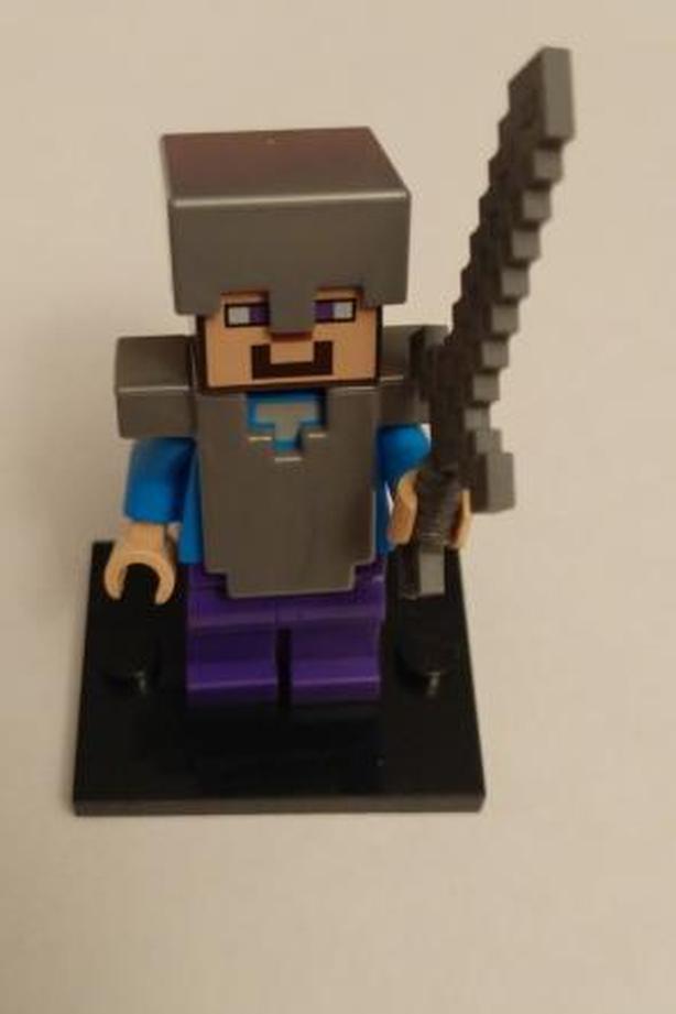 Lego Minecraft Steve