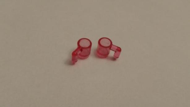LEGO Pink glass Mugs