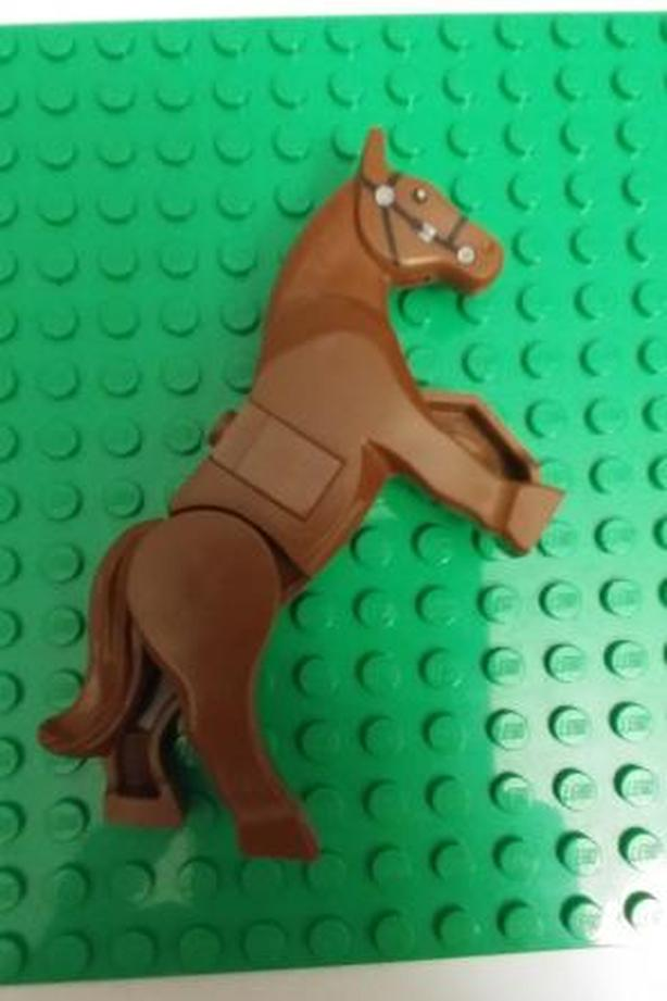 LEGO Brown Horse - Mint Minifigure