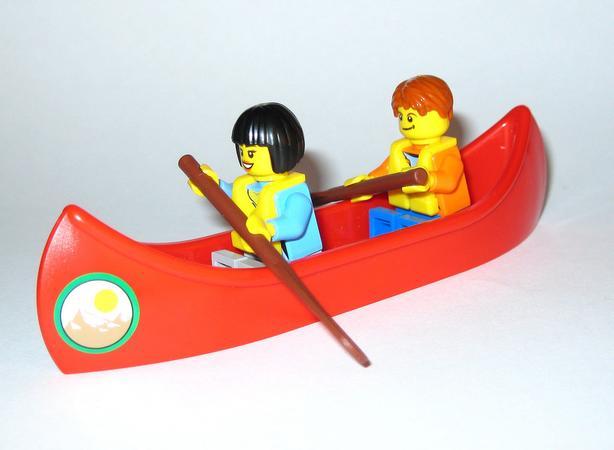 LEGO Canoe mint Condition